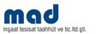 MAD İnşaat Taahhüt Ticaret / İSTANBUL